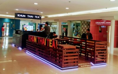 Khun Thai Tea Officially Opens At SM Megamall Manila; Global Business Franchisor Named