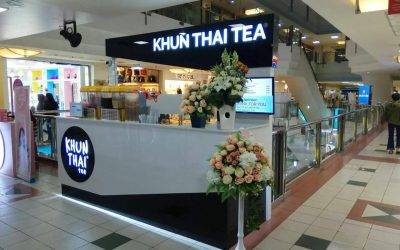 KHUN THAI TEA INKS EXCLUSIVE 10-YEAR MASTER FRANCHISE DEAL FOR INDONESIA, OPENS FIRST INDONESIAN OUTLET